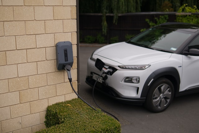 Electric Car Home Charging Station AUTOMOTIVE MOTION